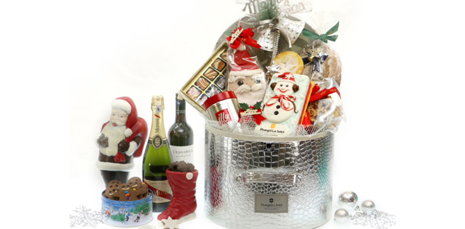 Shangri-La rolls out the festivities with Christmas hampers and ...
