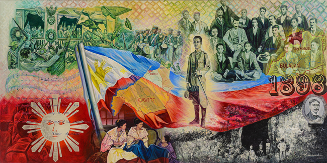 Learning History Through Art With Up Alumni Artists Philippine Tatler