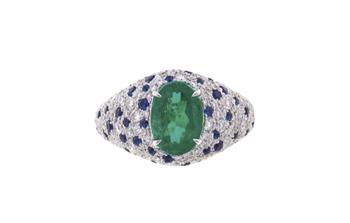 Salcedo Auctions Jewellery In Brilliant Colours