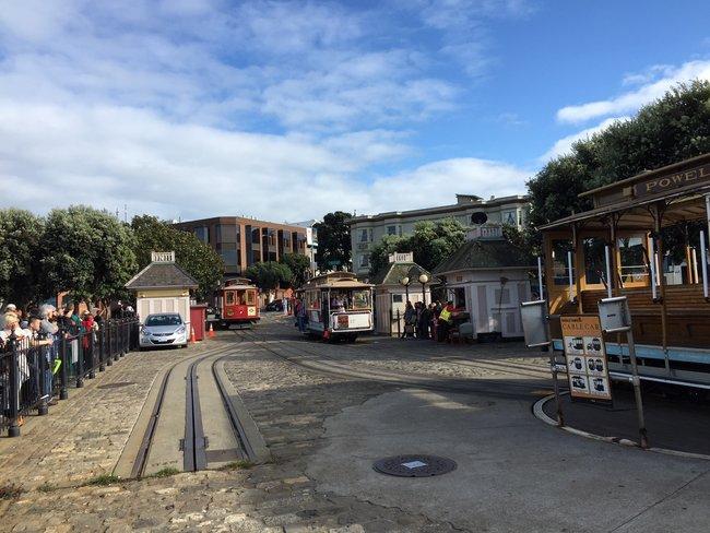 Cafe Powell Street San Francisco