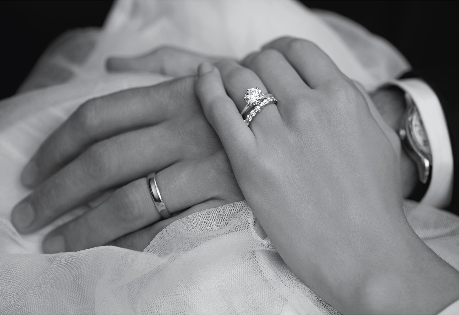 Something Blue Tiffany Cos Engagement Rings Philippine Tatler
