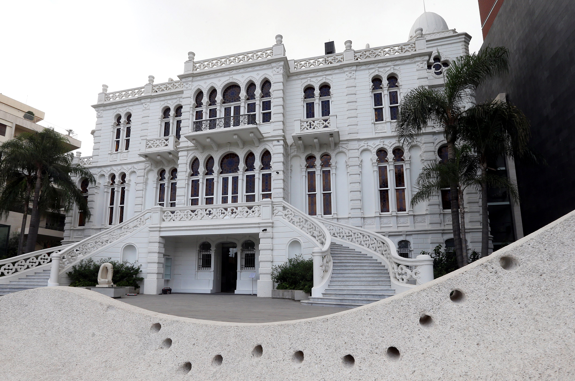Sursock reborn as Beirut's first interactive museum