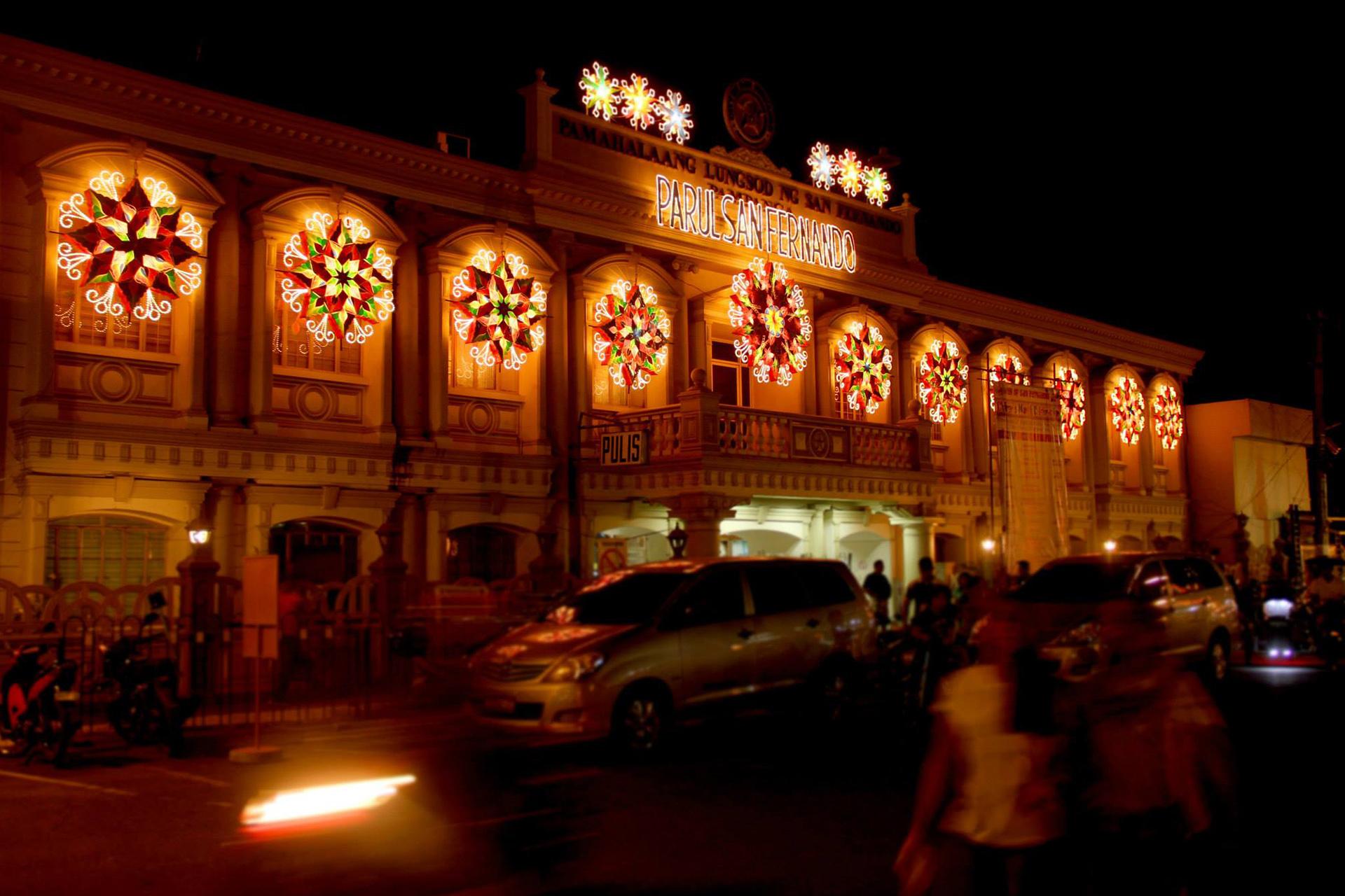 Christmas Lights In Pampanga.5 Holiday Getaway Ideas Philippine Tatler