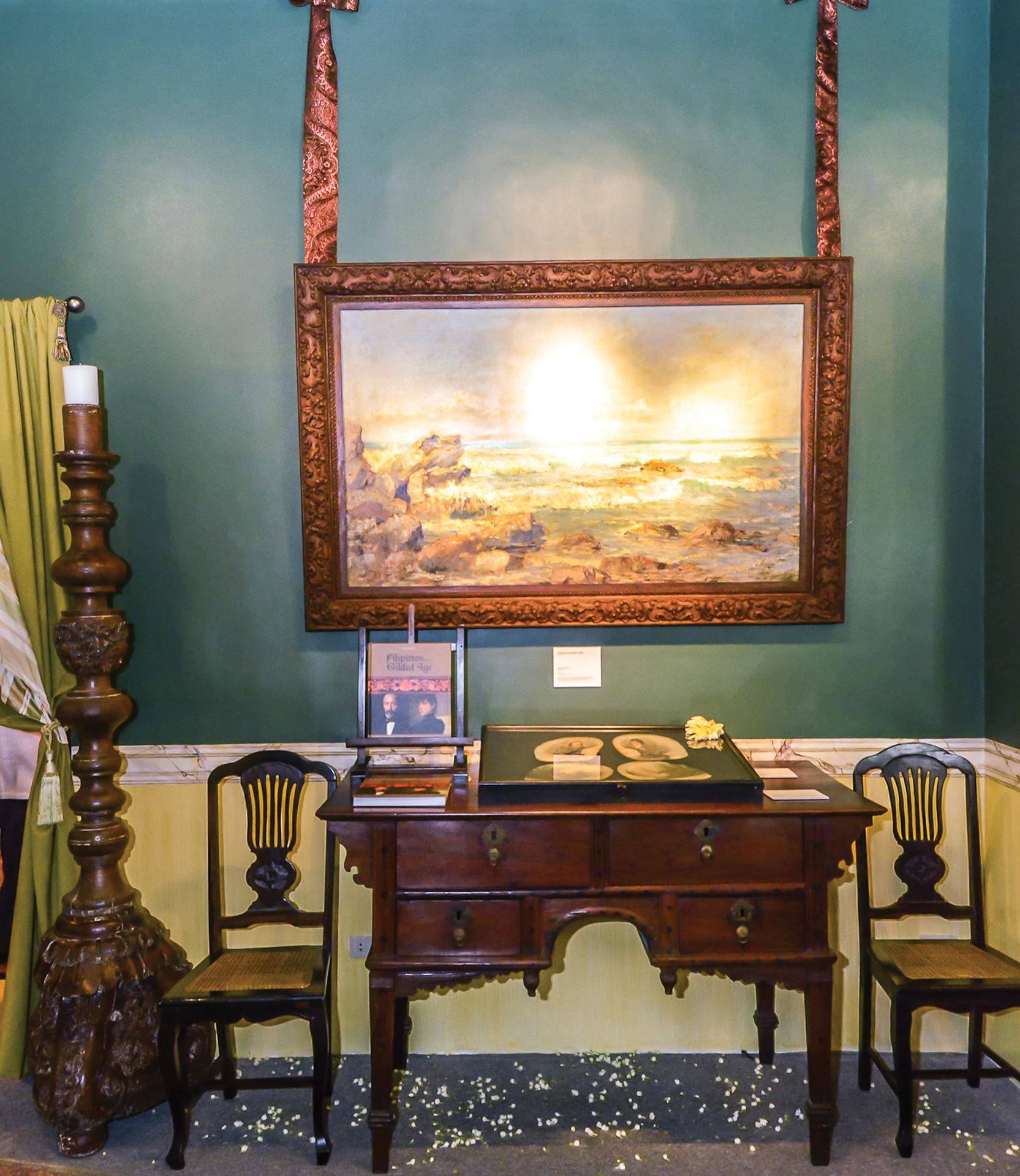 Aparador Alto Moderno ~ Leon Gallery Highlights 19th Century Filipino Art