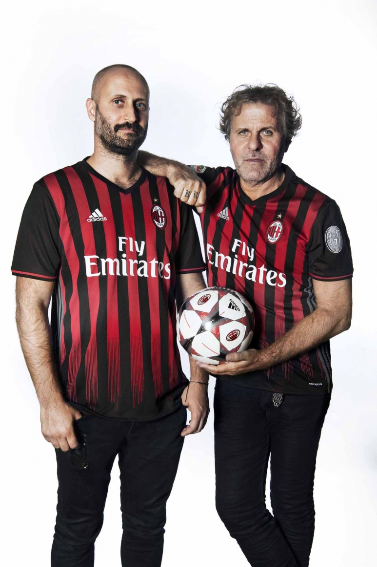 Andrea Rosso and Renzo Rosso_Diesel     and AC Milan (1).jpg