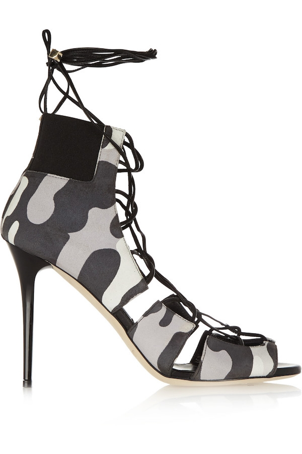 JIMMY CHOO Myrtle camouflage-print nubuck sandals.jpg