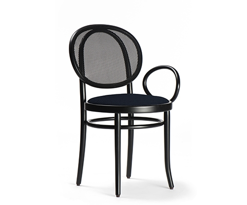 Front design studio revisits thonet 39 s classic chair for Walking chair design studio vienna