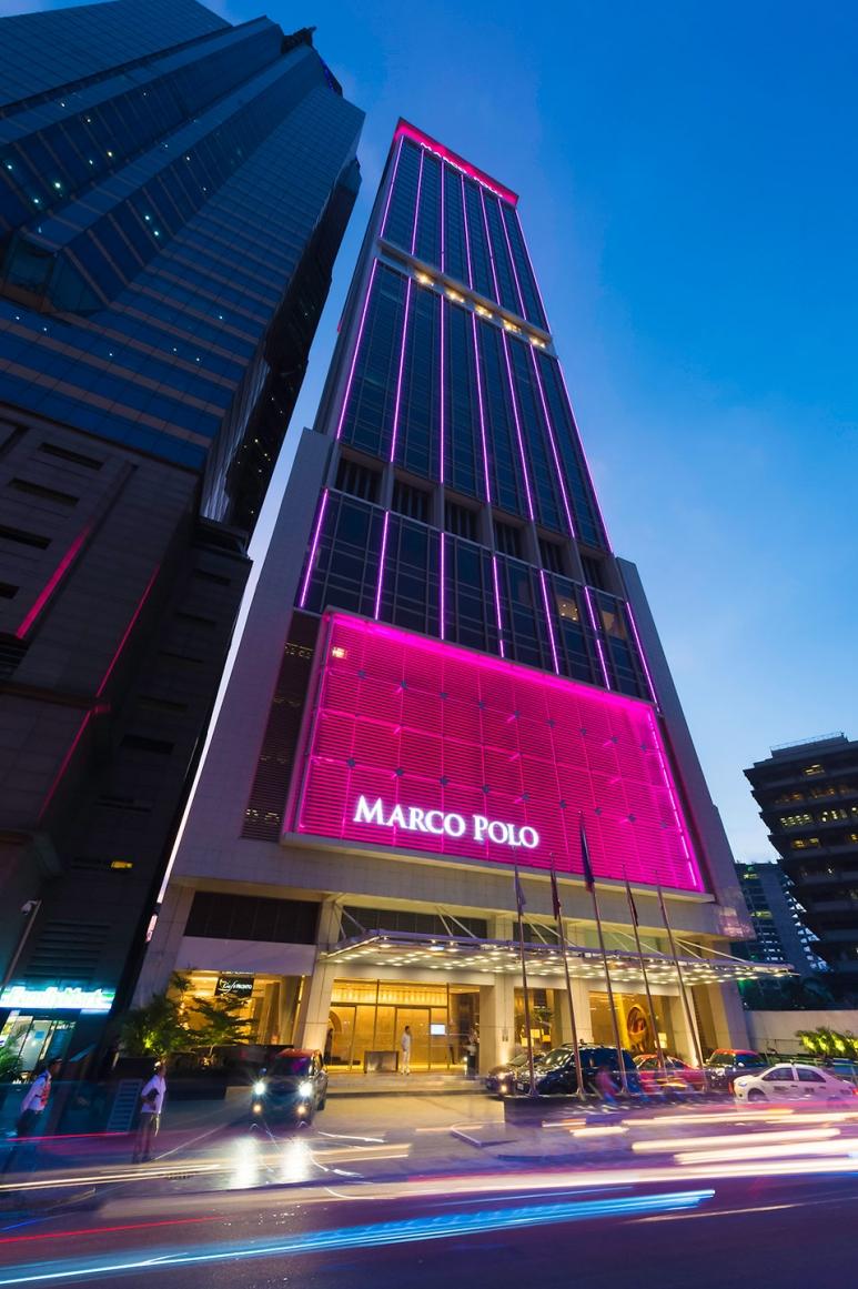 Marco Polo Ortigas Manila Facade.jpg