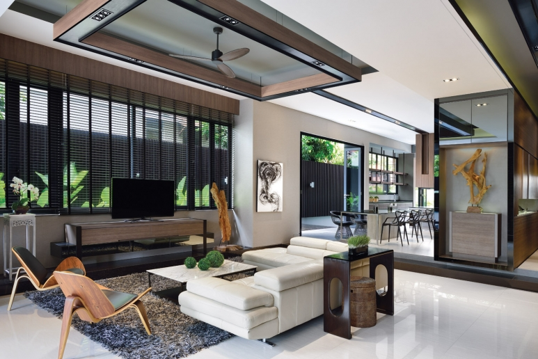Home tour a resort style sanctuary for minimalists philippine natural dialogue malvernweather Images