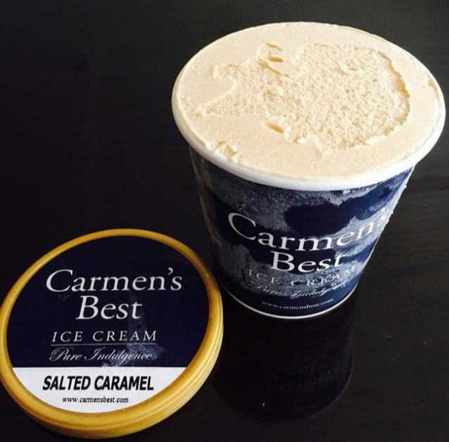 Tatler Picks Ice Cream Flavours And Where To Get Them Sea Salt Caramel