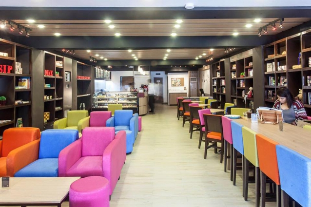Library cafés for hungry minds philippine tatler