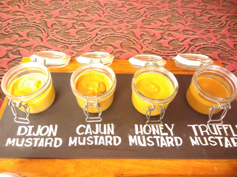 Condiments for the steak.jpg