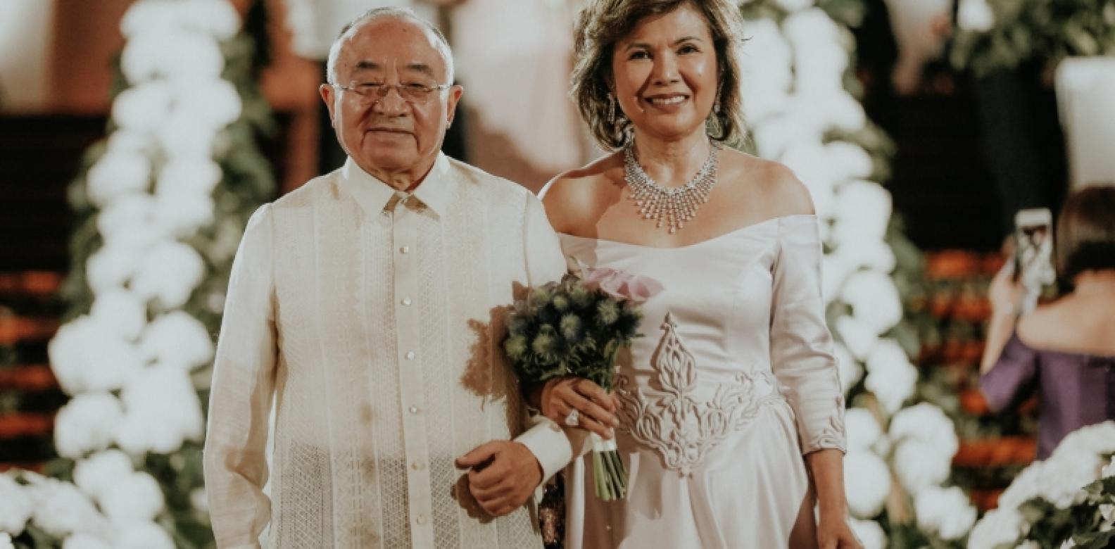 Carlos and Mariquita Yeung