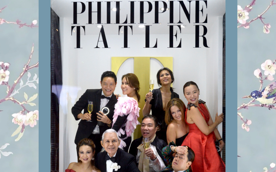 Z and Aivee Teo, Grace Molina, Marissa Concepcion, Beng Dee, Tootsy Angara, Inno Sotto, Patrick Rosas, and Ian Giron