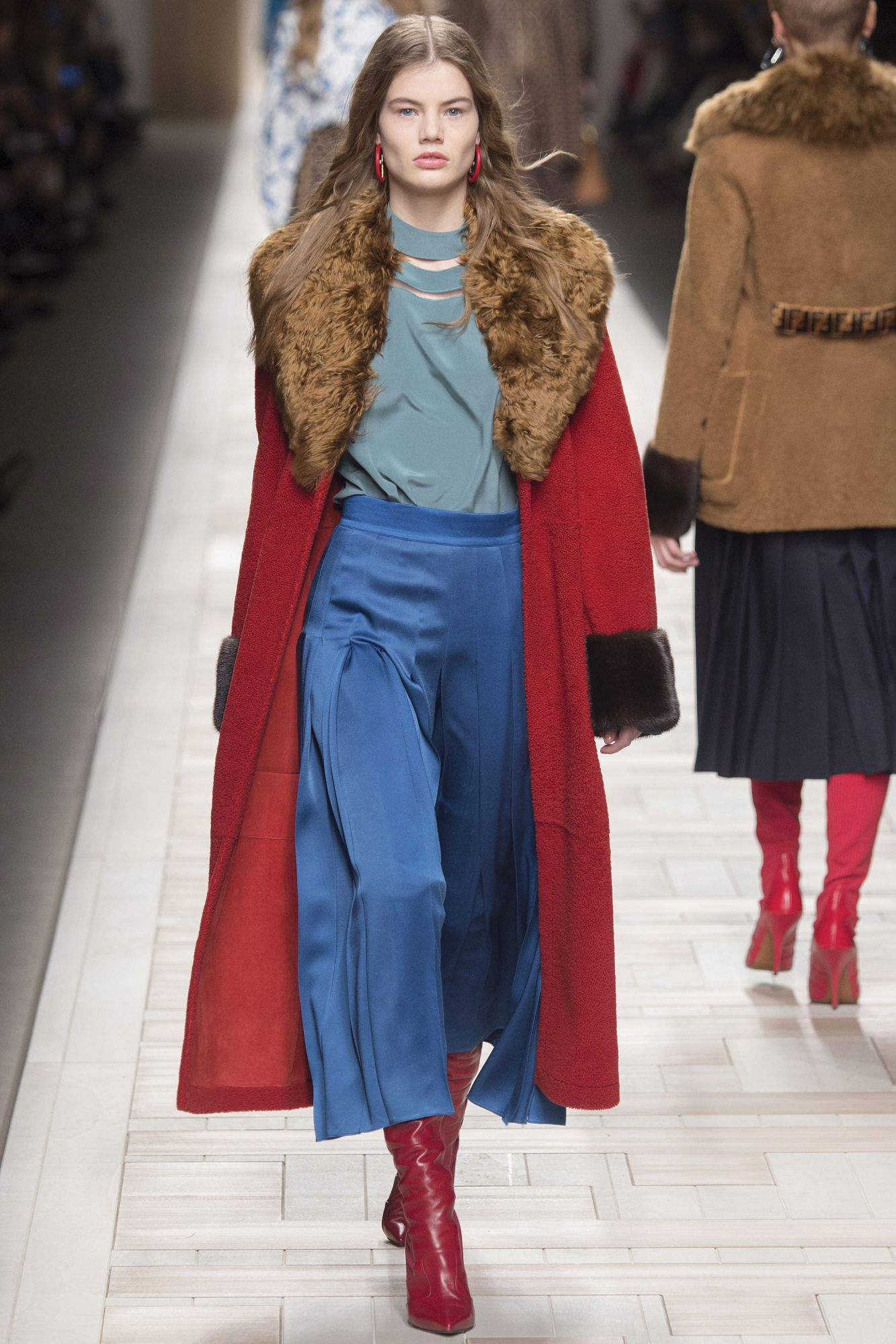 Tatler Style Picks: Red, Wired and Blue