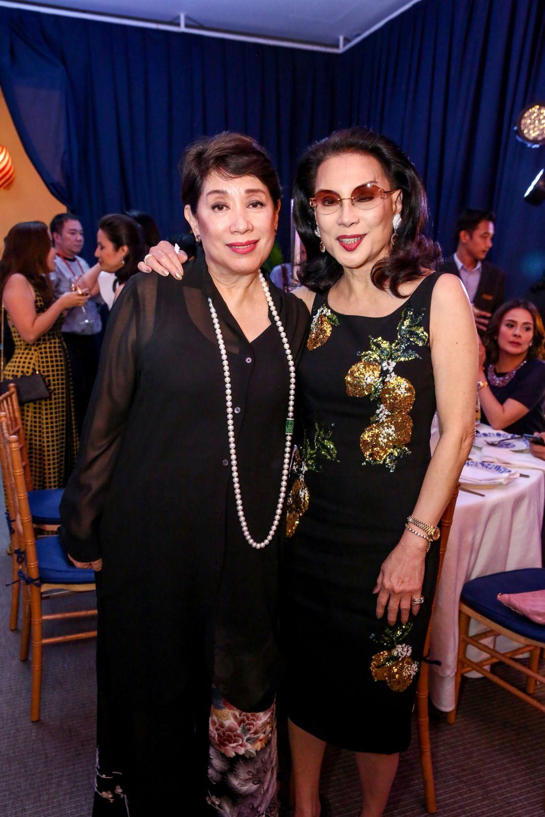 Doris Magsaysay Ho, Vicky Zubiri