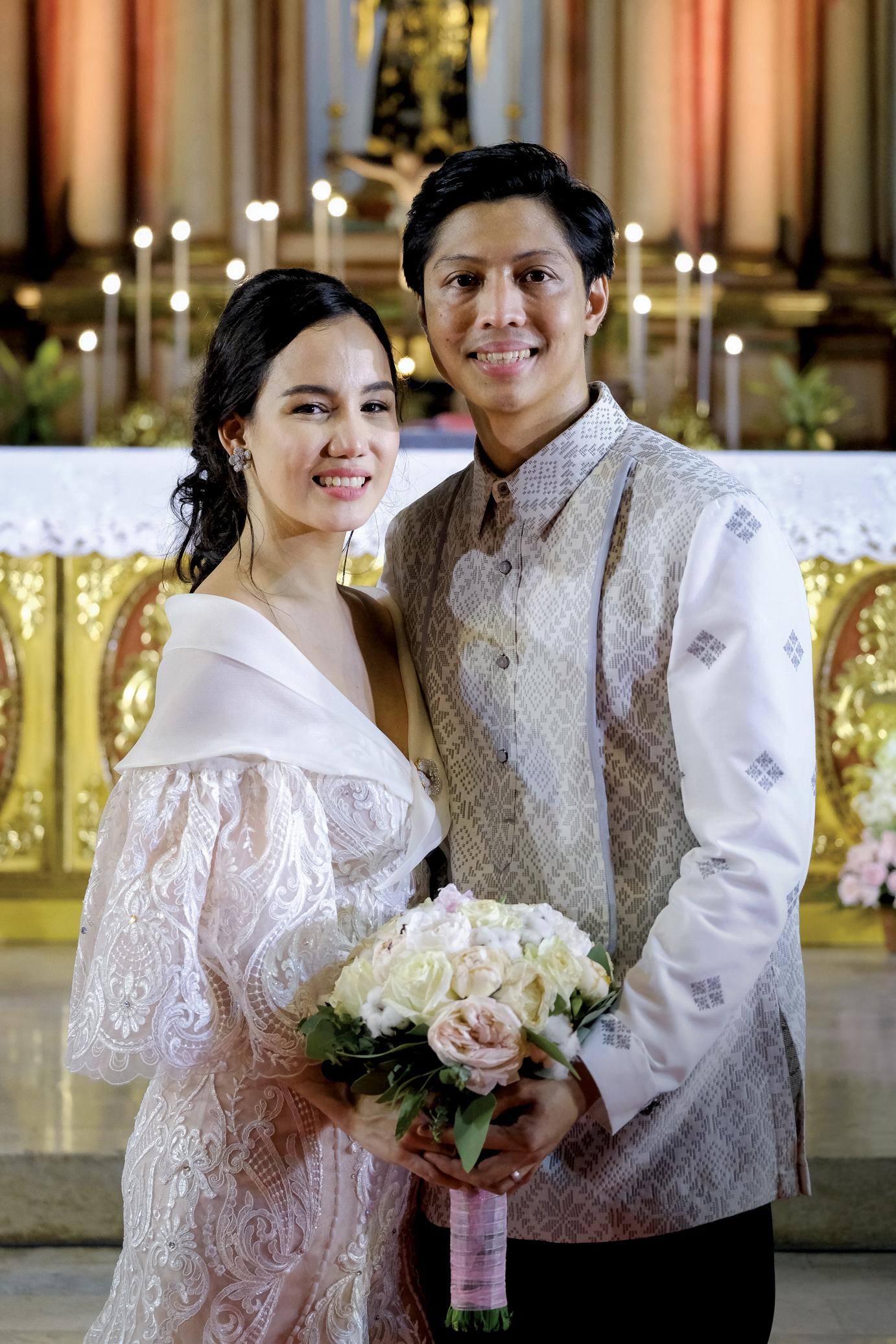 Against All Odds: Manotoc-Manglapus Wedding | Philippine Tatler