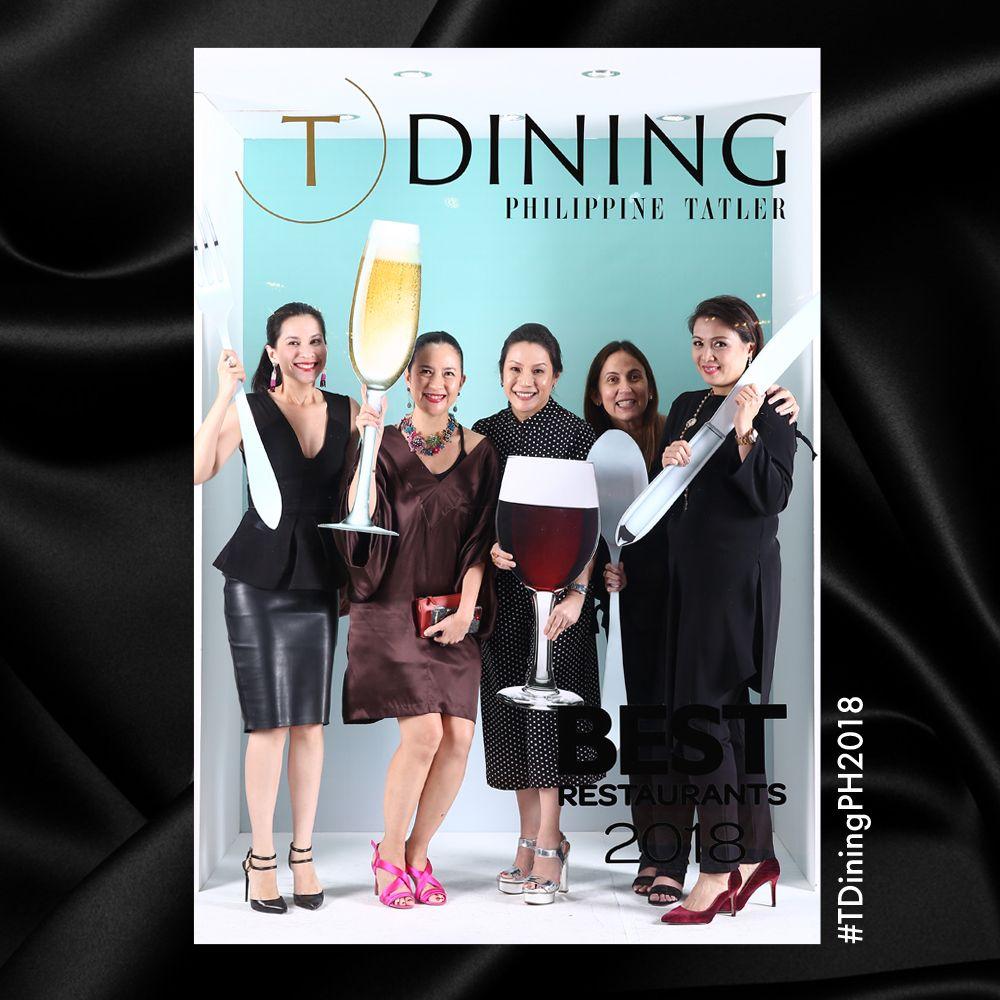 Audrey Zubiri, Mia Borromeo, Ana de Ocampo, Marisol Ramirez and Michelle Tiangco