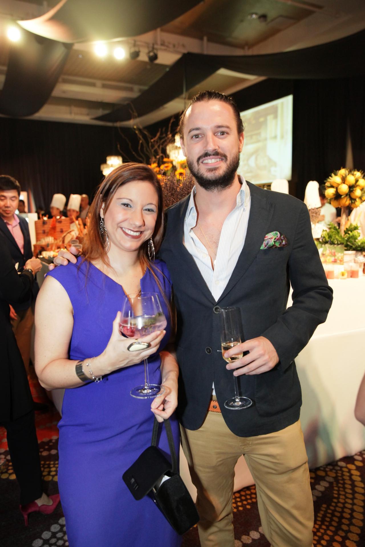 Patricia Lagman and Javi Odv