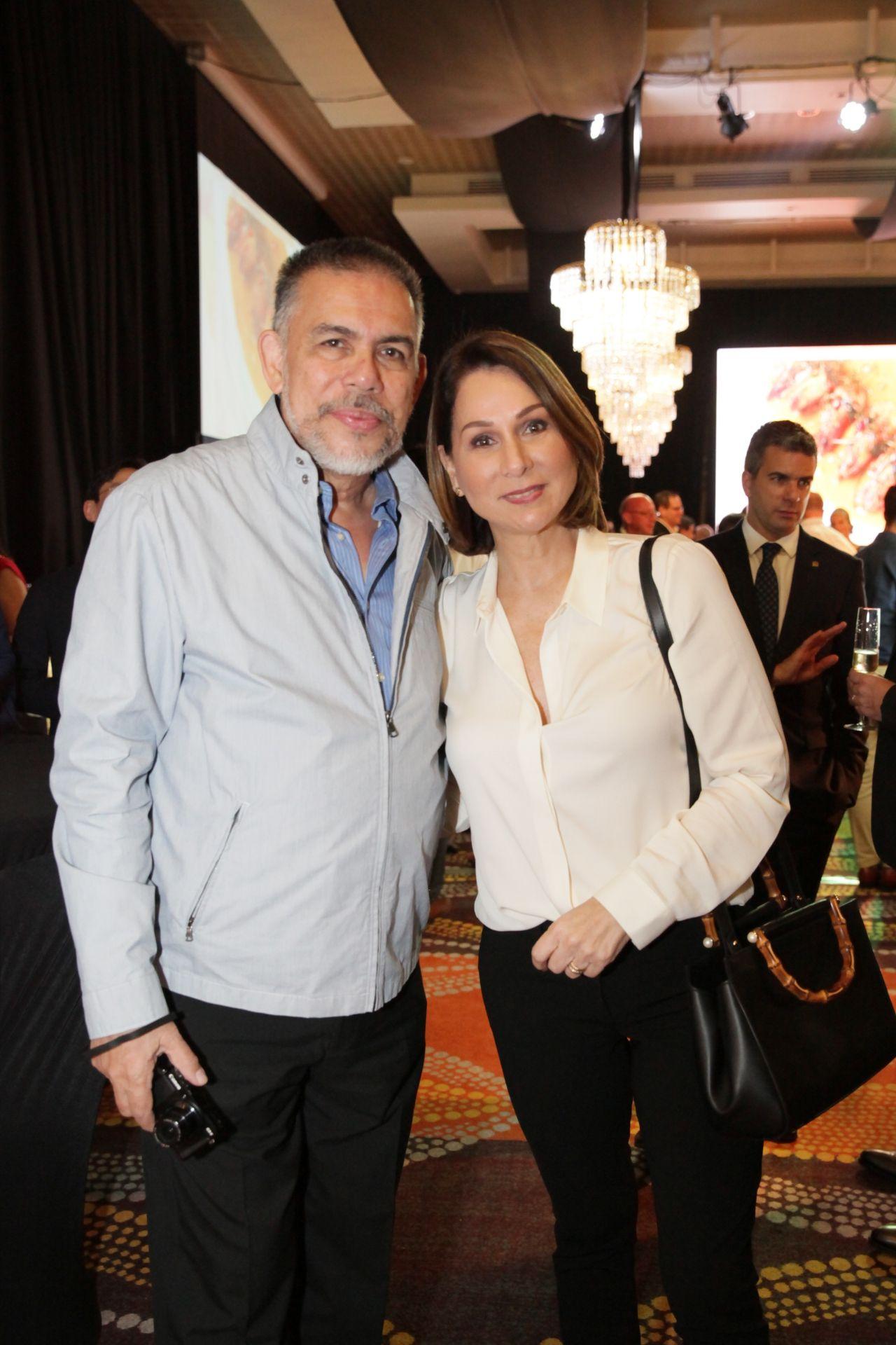 Wig Tysmans and Carla Tengco
