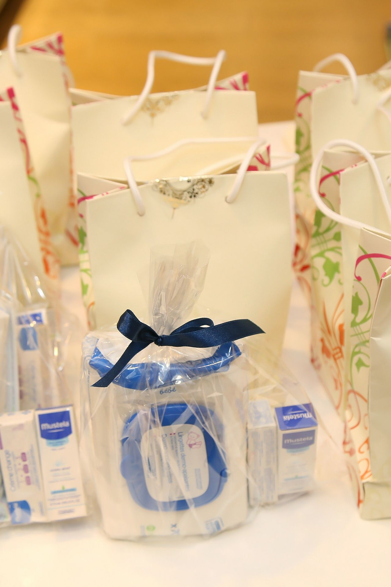Gifts and giveaways from Mustela and Rustan's