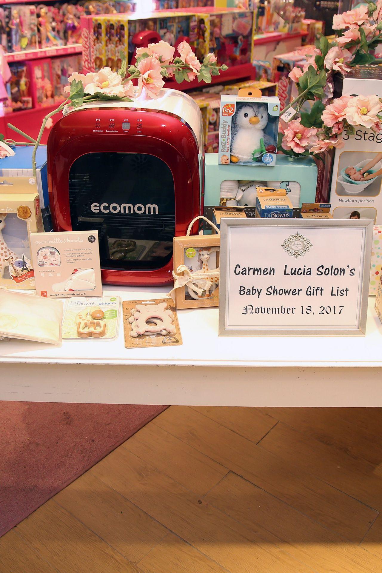 Carmen Lucia Solon's Registry List at Rustan's Gift Registry