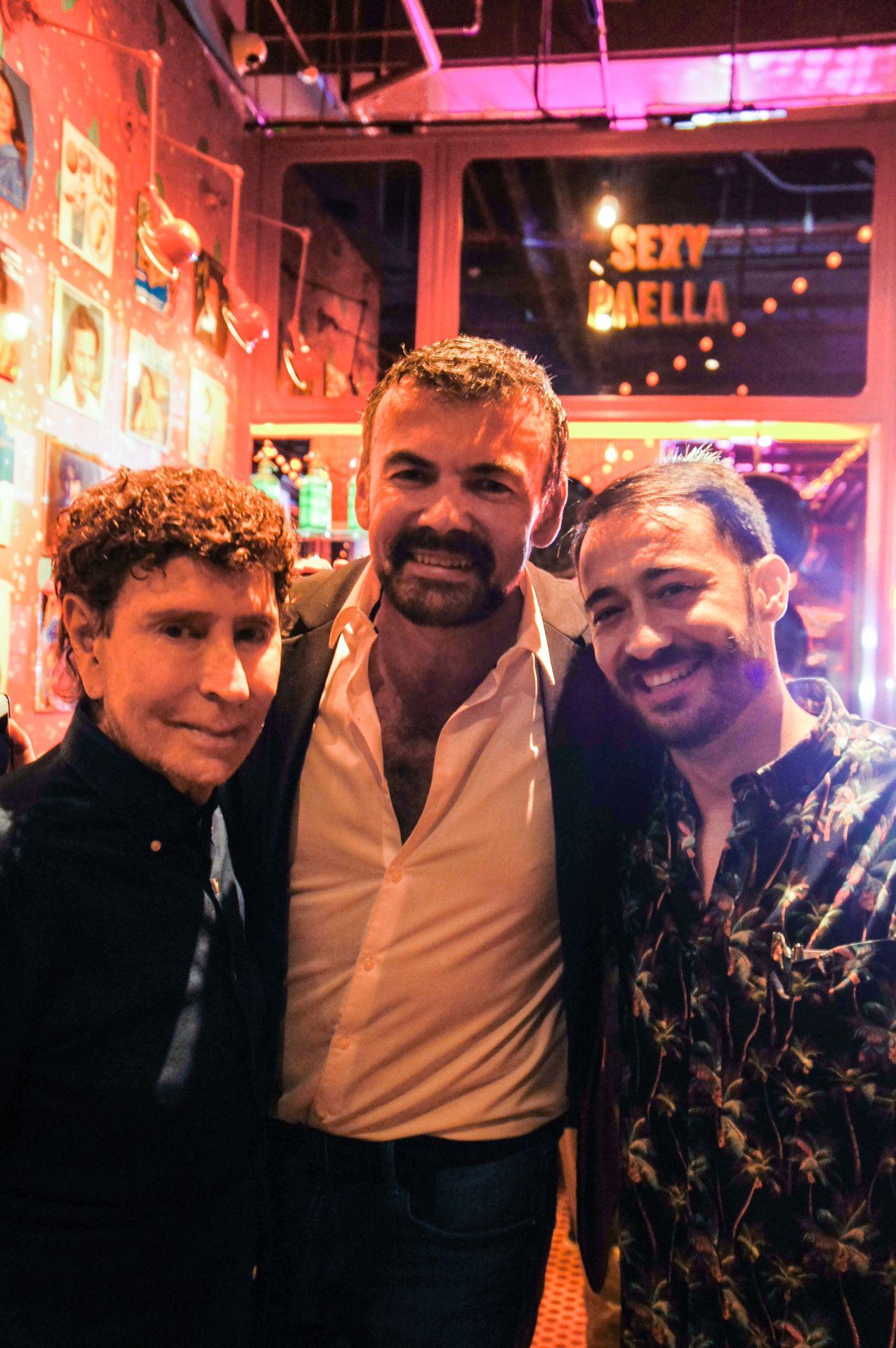 Maurice Arcache, Xavier Bitesh, and Dani Aliaga