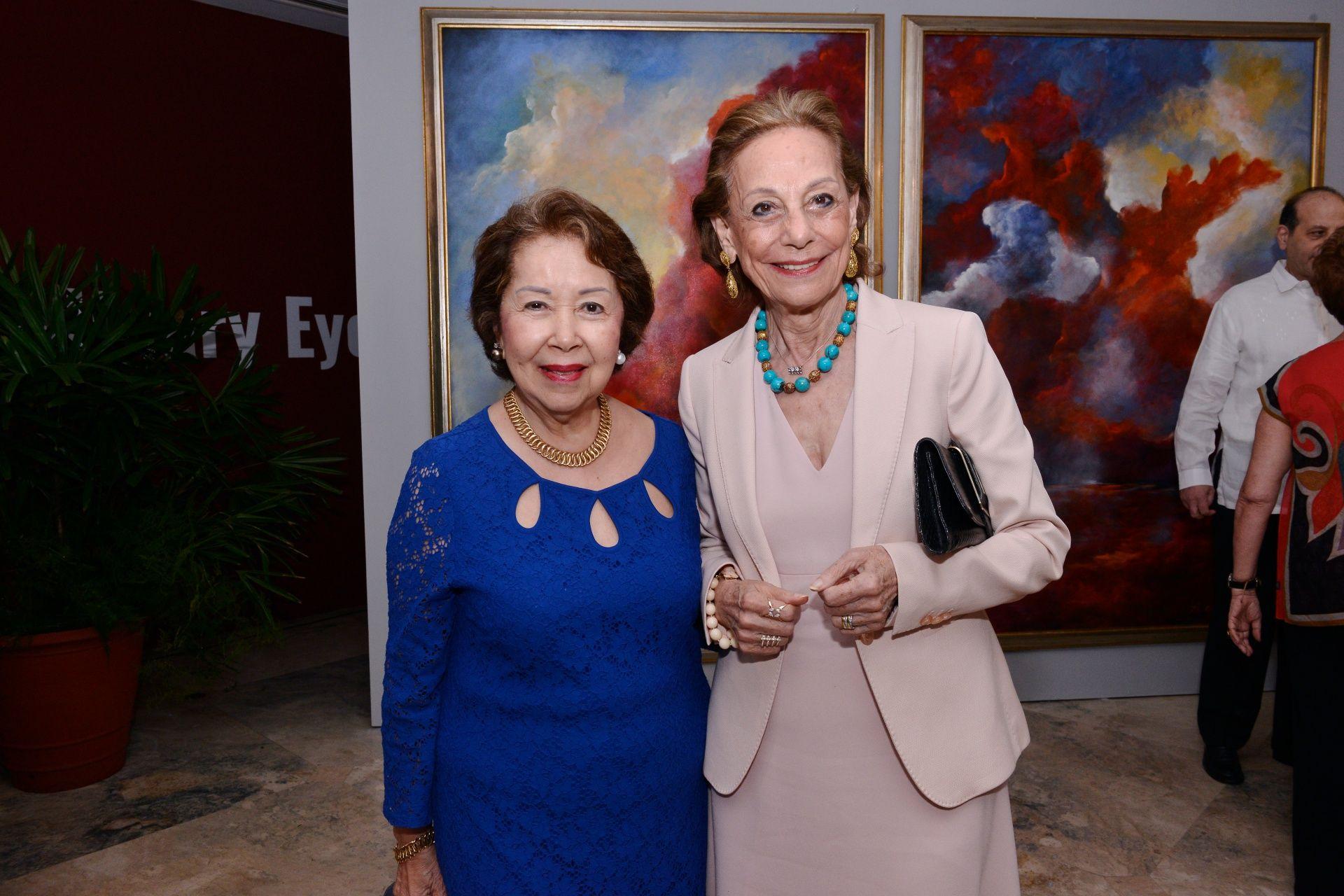 Amb. Isabel Wilson, Abla Assad