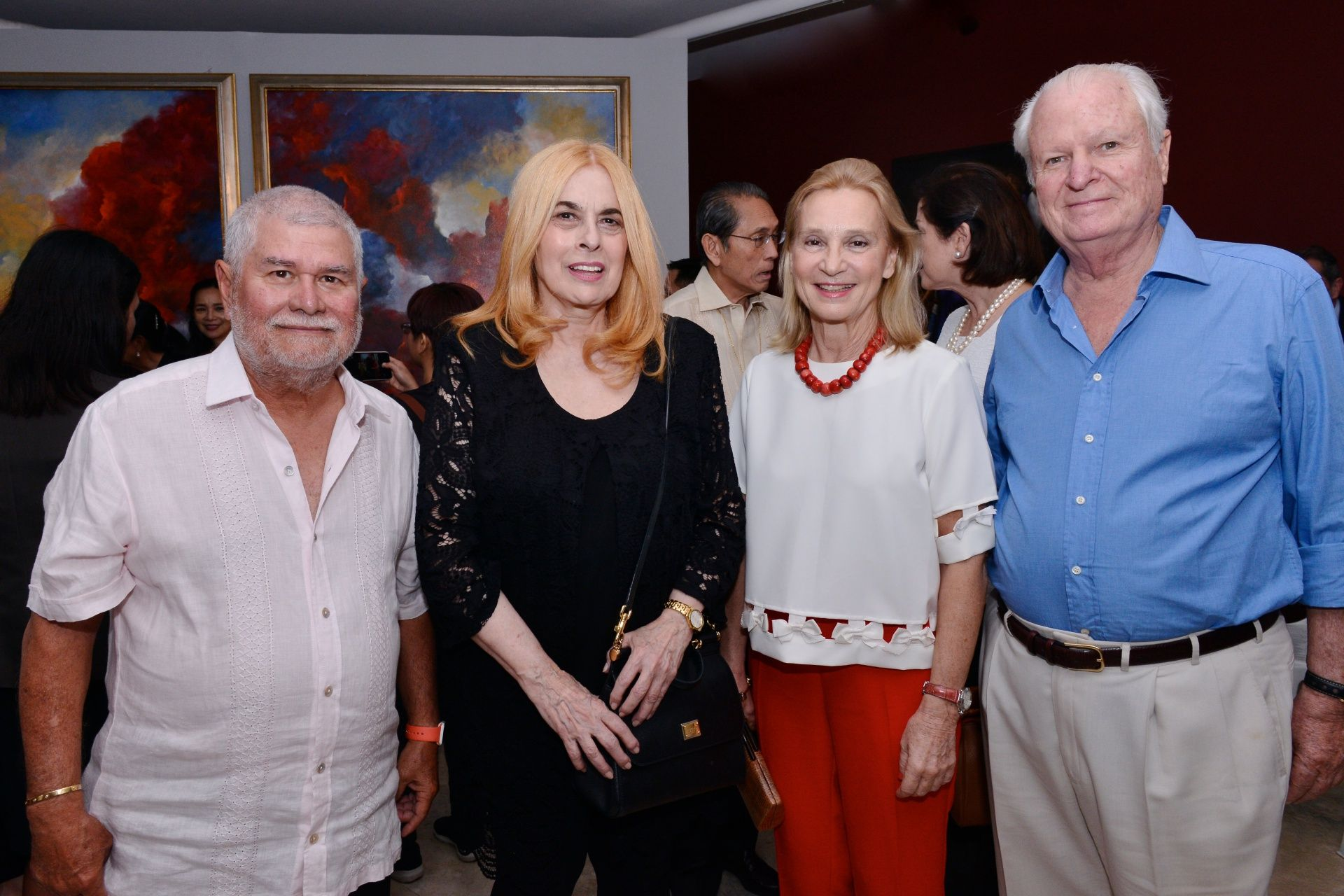 Bengy Toda, Stella Marquez Araneta, Esperanza and Alejandro Padilla