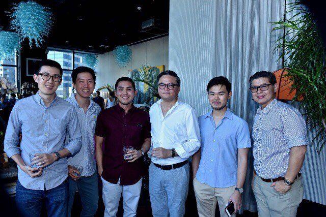 Jared Ang, Kyle Tan, Robert Tan, Ryan Tan, Edwin Lim