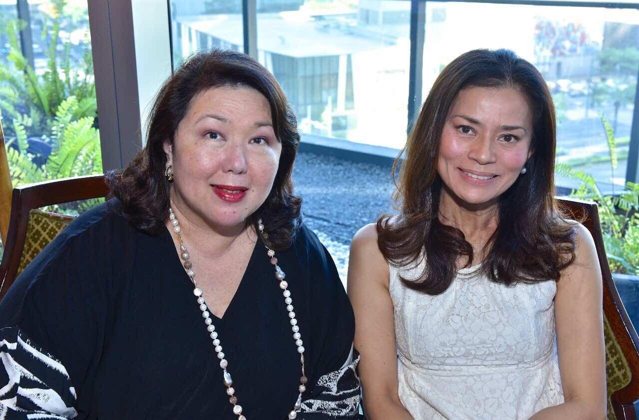 Irene Martel Francisco and Zelda Kienle