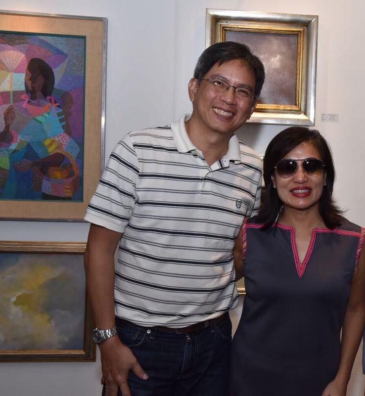 Ramon Lindo and Malu Gamboa-Lindo