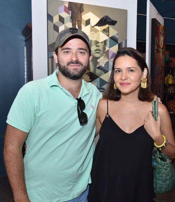 Tristan and Rocio Aboitiz