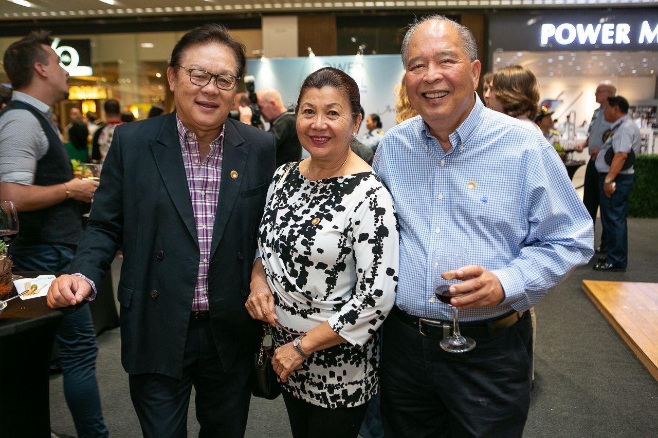 Teddy Villanueva, Tim and Tess Faustino