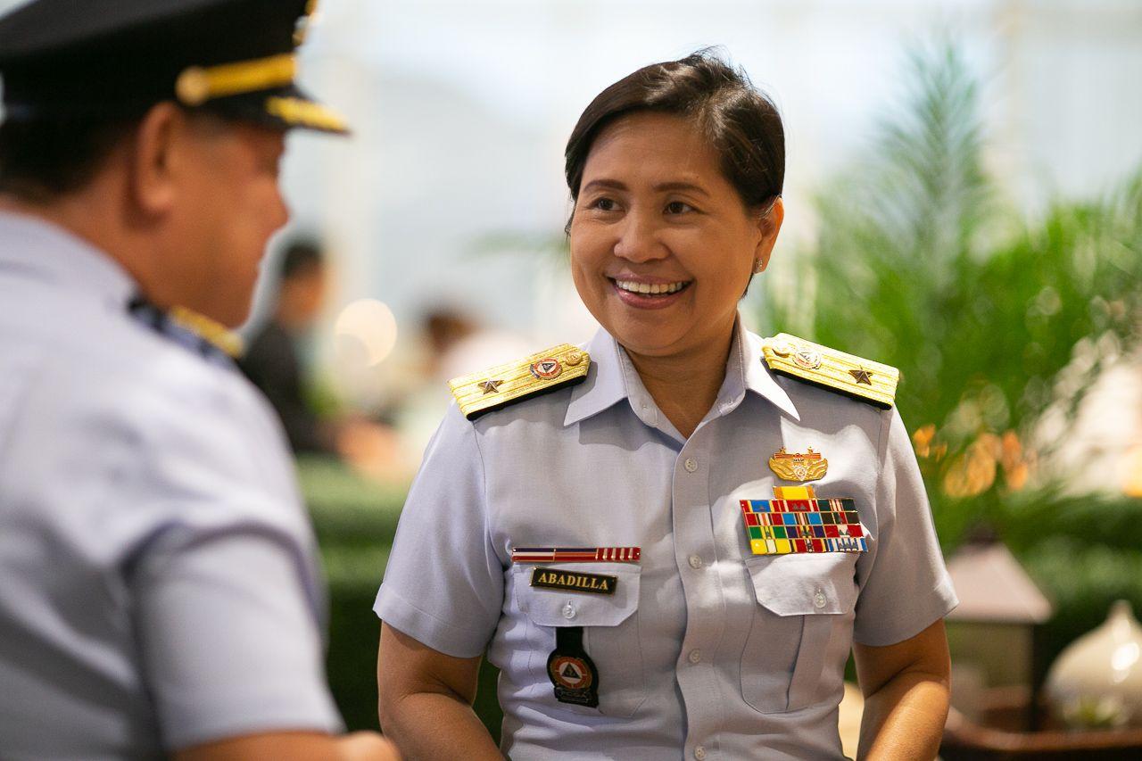COMMO Marita Abadilla 402nd Squadron