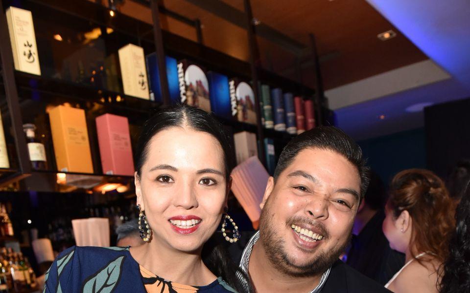 Ingrid Chua, Ram Bucoy