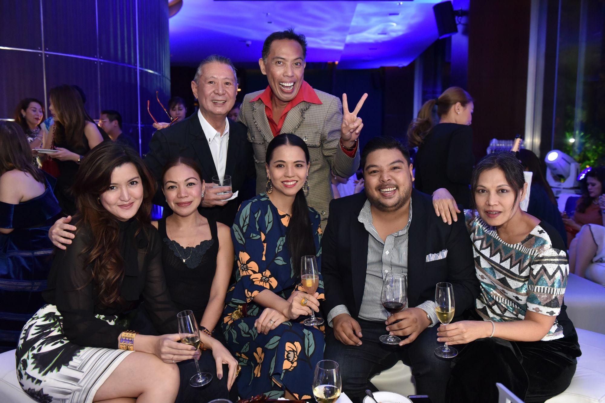 Mario Katigbak, Alex Vergara, Monique Madsen, Bianca Salonga, Ingrid Chua, Ram Bucoy