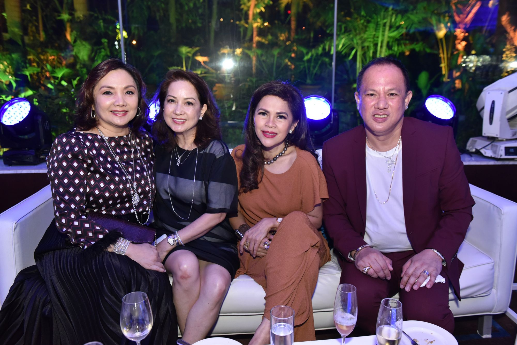 Alice Samson, Cynthia Albano , Hera Geriene, Bong Lim