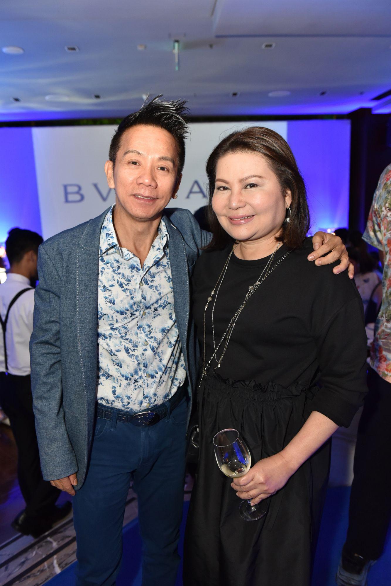 Joey Pulido, Marian Ong