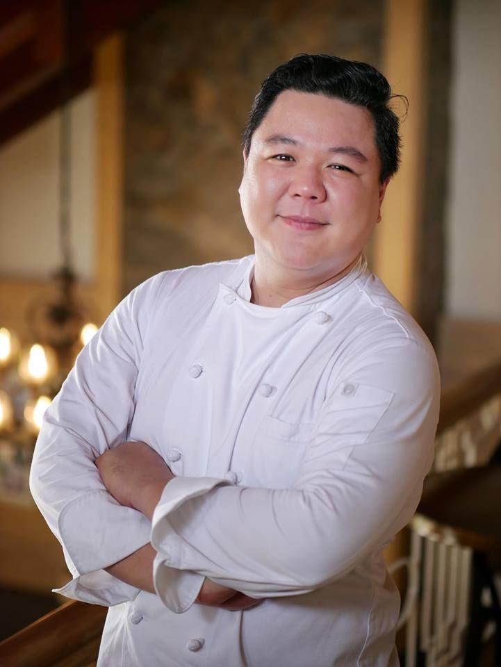 Meet The Chef: Jayjay Sycip