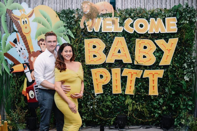 Justin Pitt and Cristalle Belo-Pitt