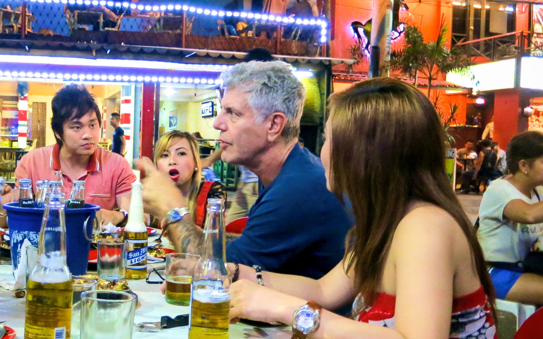 irreverent honest and unforgettable anthony bourdain philippine