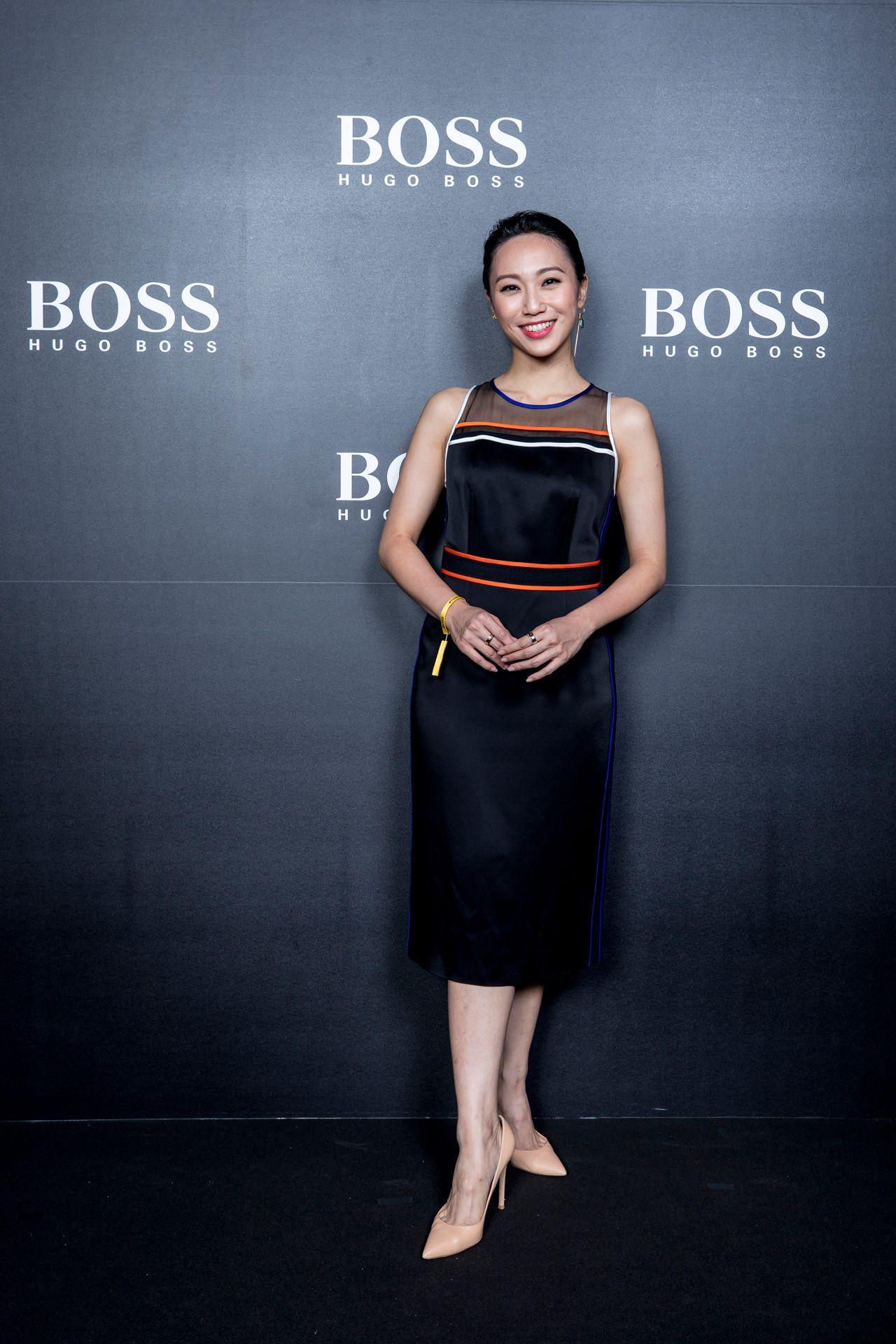 Oon Shu Ann in BOSS