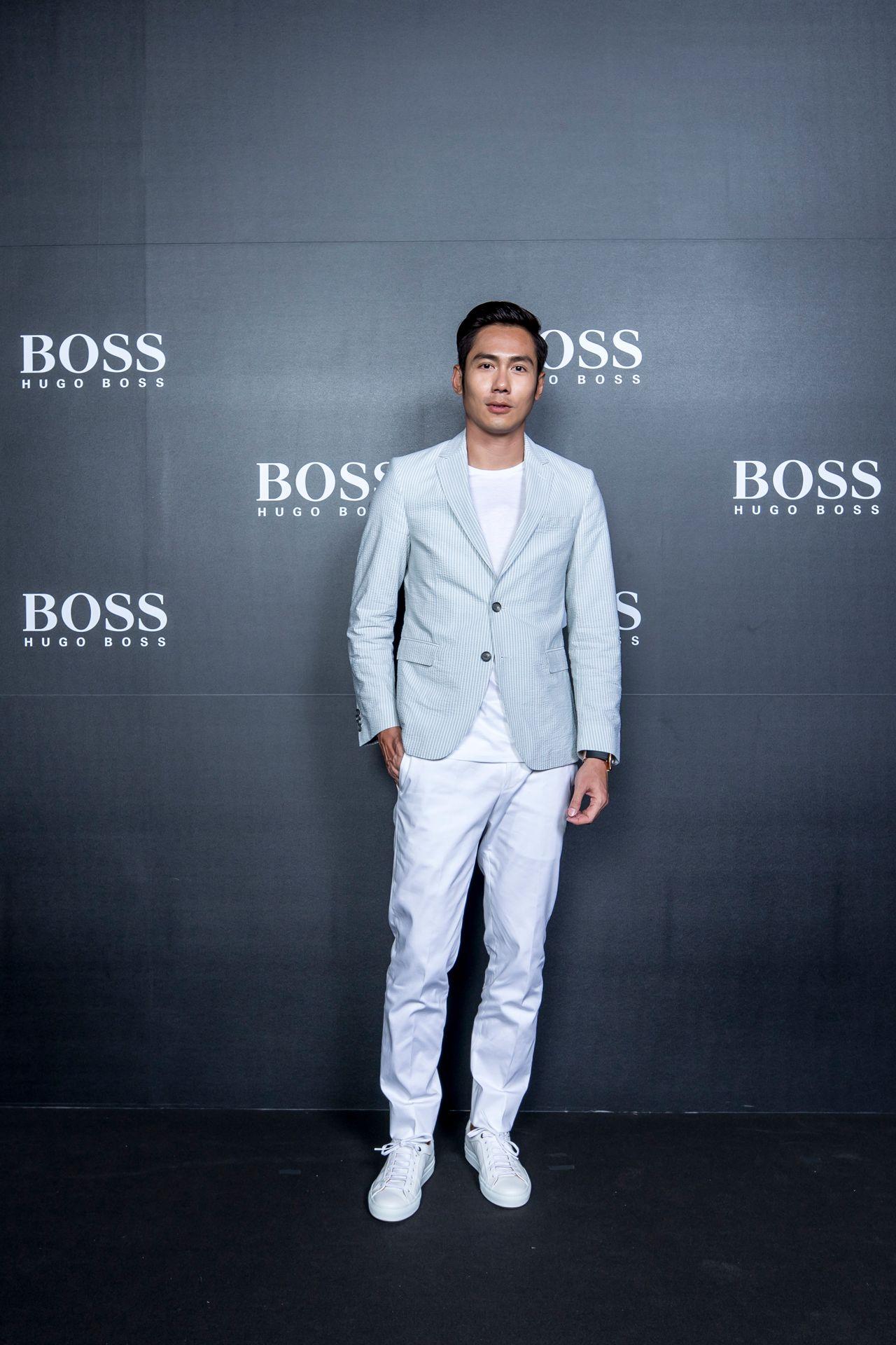 JC Chee in BOSS