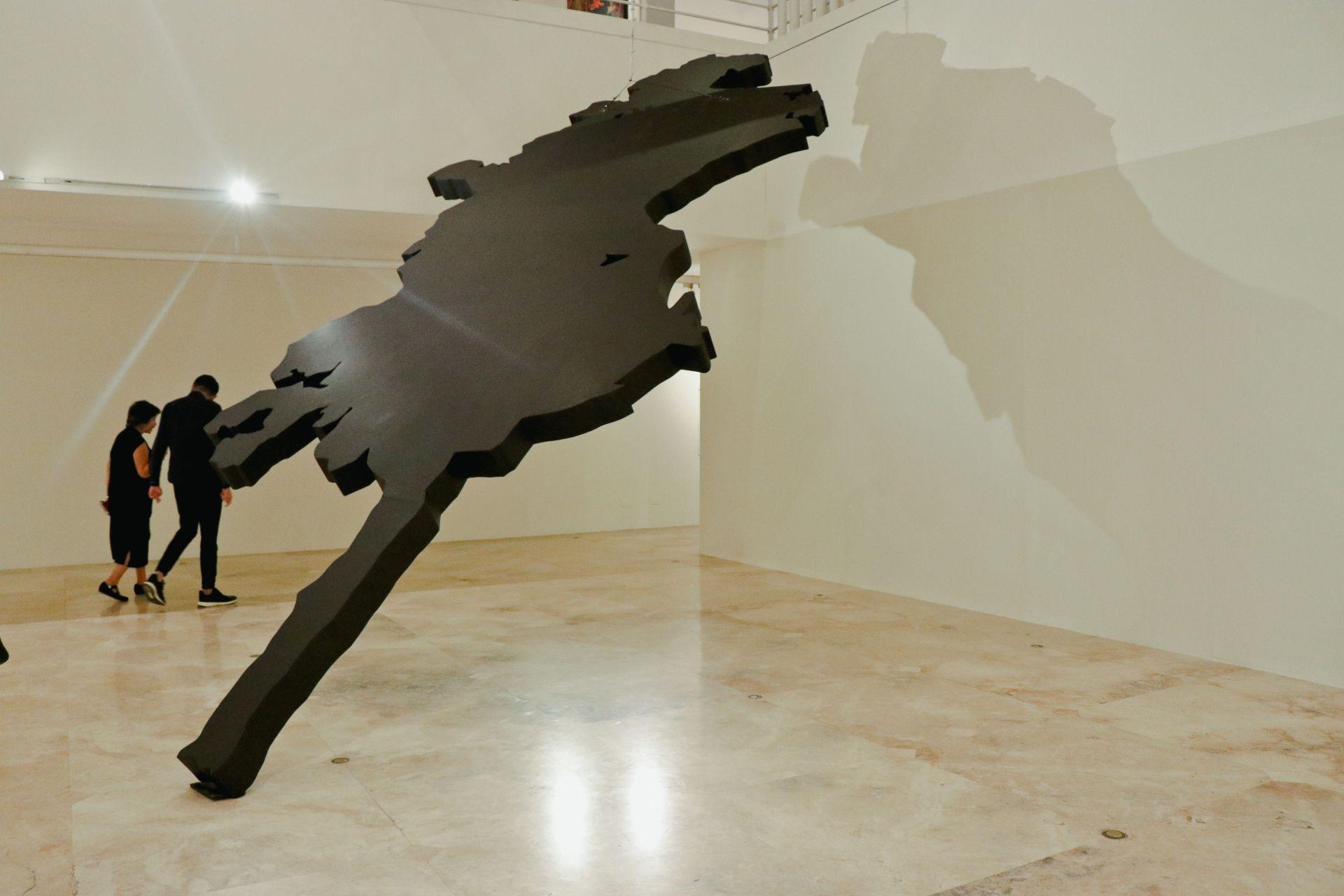 Installation by Jedsada Tangtrakulwong (Thailand)
