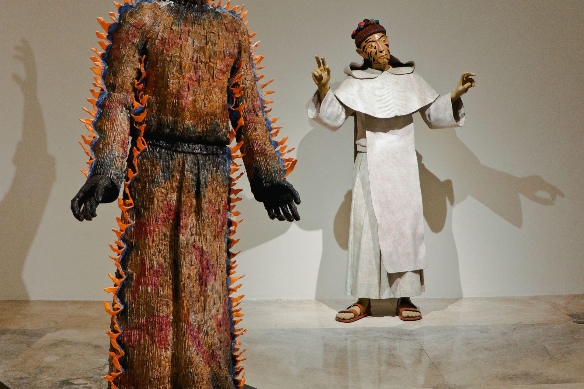 Sculptures by Roberto Feleo (Philippines)