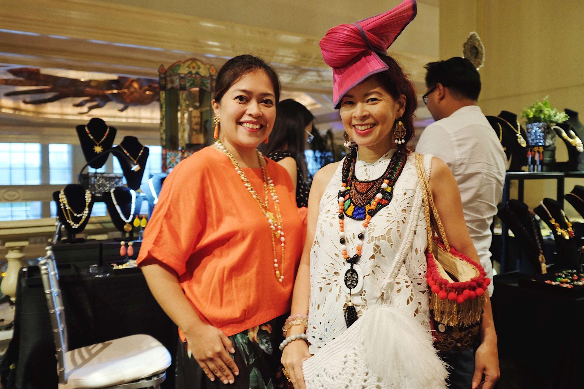 Tim Tam Ong with Tessa Prieto-Valdes