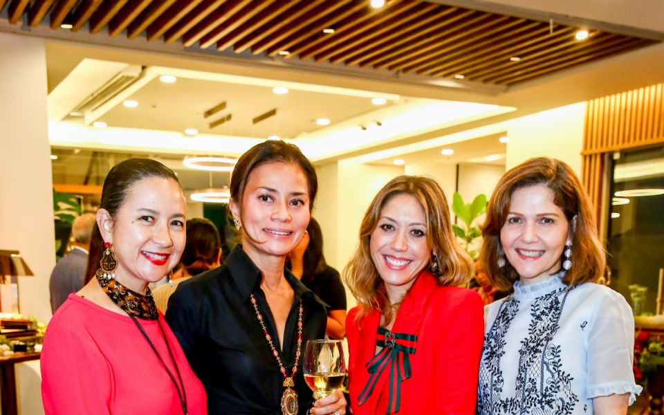 Mia Borromeo, Zelda Kienle, Shauna Popple-Williams, Anne Marie Saguil