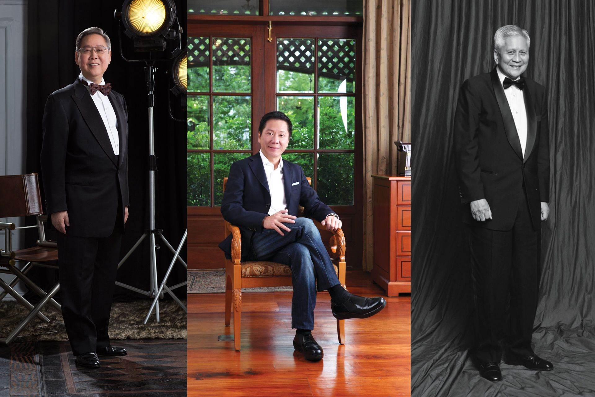 Who Has Won Philippine Tatler's Highest Recognition?