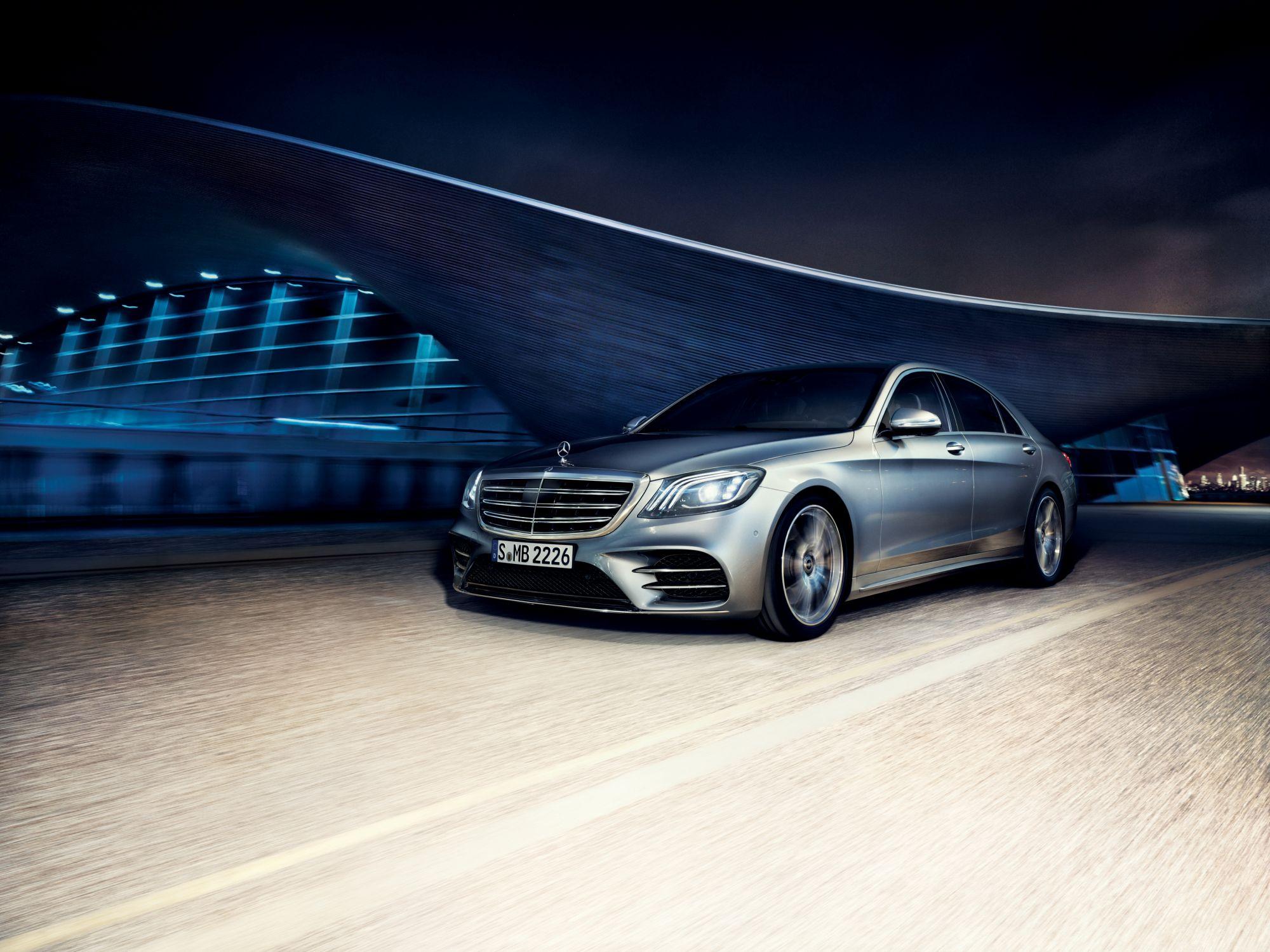 True Grit: The 2018 Mercedes Benz S-Class